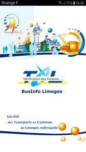 BusInfo.Mobile Limoges